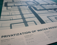 Water Privatization Infographic