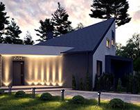 Zx94 - gotowy projekt domu