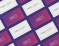 DROFI / Brand identity