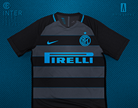 Inter 3rd Shirt - Concept Project