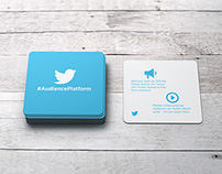Twitter coasters