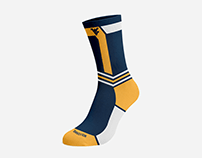 Eastbay Team Sales Catalog Sock Ideation