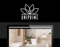 UNIPRIME | Branding & Webdesign