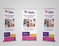 Vrienden van Isala Roll-up banner