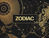 Zodiac Graphic Elements Kit