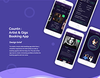 CountN Webapp UI