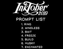 InkTober 1-10