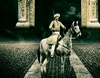 the Arabian knight