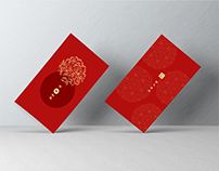 Red Packet (Ang pao) Design - Genting Rewards Alliance