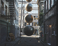 Project Spheres - Alley