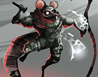 Mouse Warrior · Jan 2019