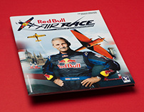 Editorial Design – Red Bull Air Race Magazine