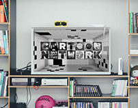Cartoon Network - Icon Design