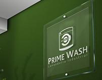 Prime Wash Branding