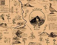 中部山岳国立公園指定80週年プロジェクト /  Greenbottle project Norikura