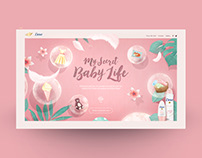 "Dove ""My Secret Baby Life"""