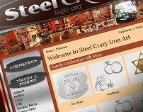 Chakra Communications Inc: Steel Crazy
