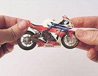 Honda, Hands
