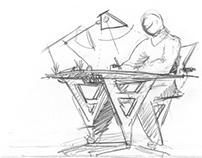 Architect's Machine-tool