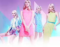Westfield S/S '13 Campaign
