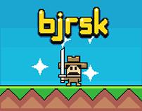 BJRSK pixel video