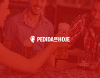 Pedida de Hoje - Interface Redesign 2015