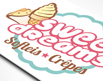 "Logo ""Sweet Dreams"""