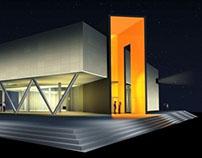 2005: ARCHITECTURAL DESIGN STUDY VALENCIA SPAIN