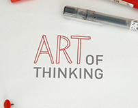 Art of thinking logo