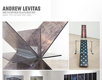Andrew Levitas for Blueshift  Poster