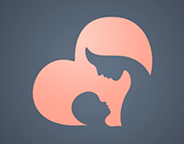 AnneligeDair Blog Logo Design