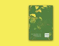 Catálogo de Arranjos Florais | Verde & Cia