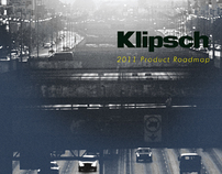 Klipsch 2011 Product Roadmap Literature