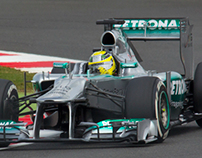 Formula 1 Silverstone 2013