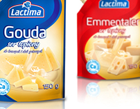 LACTIMA processed cheese