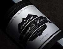 Label fot Wine