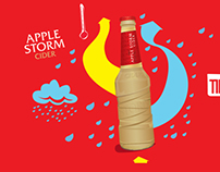 Apple Storm Cider