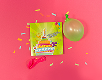Birthday Kit 2015 to Nutricia Portugal