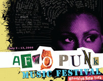 Afro Punk Music Festival