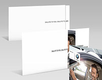BMW Invitation Card