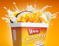 WEIS Frozen Yoghurt & Sorbet