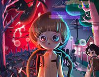 Stranger Rewind by Netflix