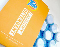 Tide Laundry Detergent RePackage