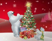 Coca-Cola Navidad Home Site