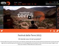 Festival delle Terre 2013