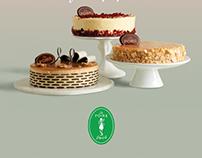 La Poire small cakes