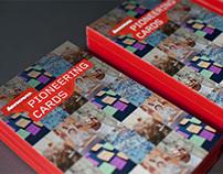 Lenovo Pioneering Cards