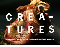 CREATURES BOOK