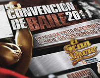 I Convención de Baile 2011