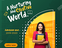 Education Banner/Poster